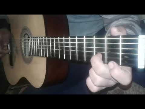 Турецкий каприз гитара менен