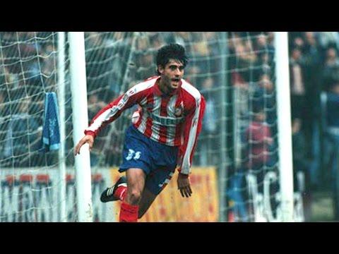 Lo mejor de Caminero en el Atlético de Madrid