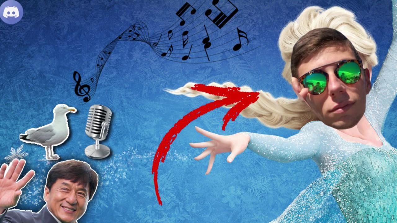 Jackie chan chante la raine des neiges ft mouettevolante - Raine des neige ...
