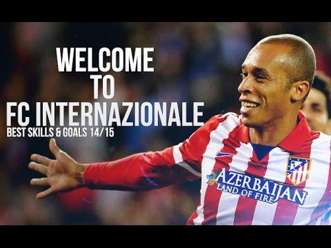 Joao Miranda  - Welcome to FC Internazionale | Best Goals & Skills 2014/2015 | HD
