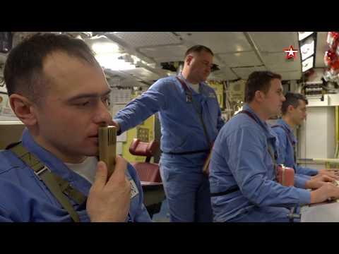 Торпедная атака атомной подлодки «Кузбасс»: кадры с центрального поста