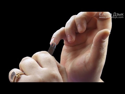 Как сделать маникюр себе (удобный способ)