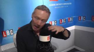 Rory Bremner - Live On LBC, 29th January 2015