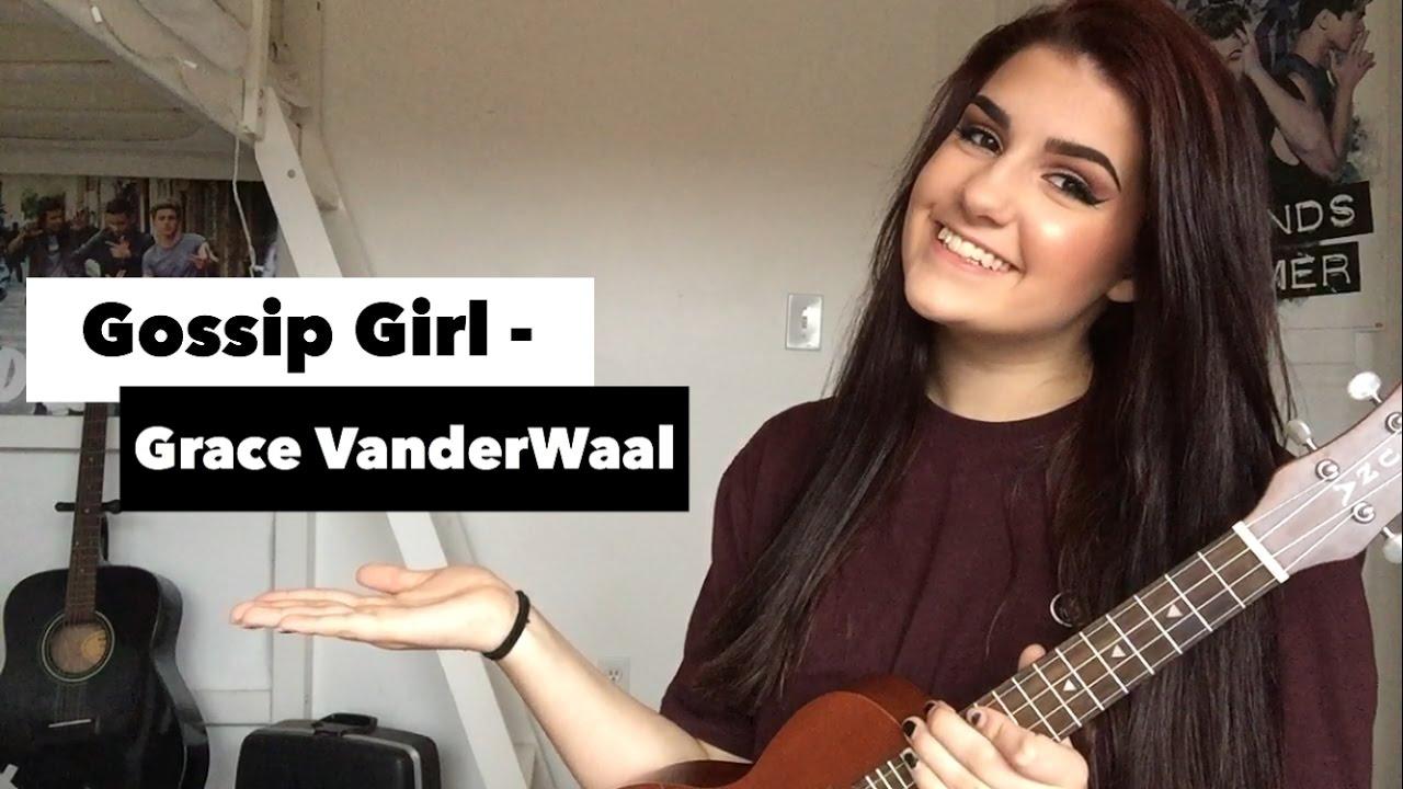 gossip girl - grace vanderwaal ukulele cover