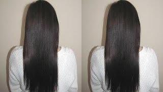 Эффект на волосах после Экранирование Estel(Волосы после процедуры экранирования Estel Q3 THERAPY. Экранирование выполнено в домашних условиях. Процедура..., 2015-12-22T11:59:10.000Z)