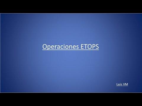 Operaciones ETOPS