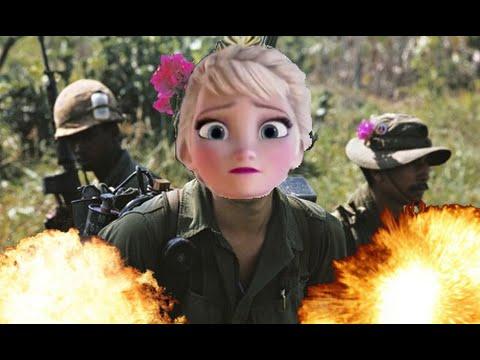 [YTP] Frozen - Elsa In Vietnam