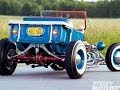 #162. Ford T-Bucket 1922 (RETROCAR)