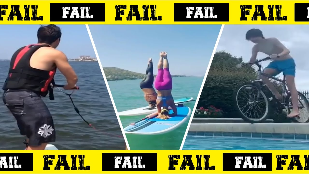 Extra Fun , Epic Water Fails | Crazy and wet  | #6 |  ATL