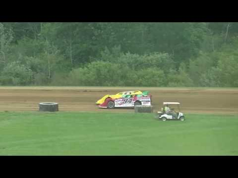 @RushLM Heat 2 from Expo Speedway at The Trumbull County Fair