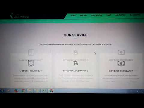 BITCOIN MINING POOL ! FREE 40 MH/S FOR EVERY NEW USER join now and start erning