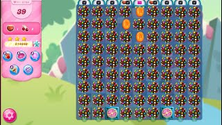 Color Bomb Combo Party! Chocolate Blast Candy Crush Saga ★★★ | #CandyCrushSaga screenshot 2