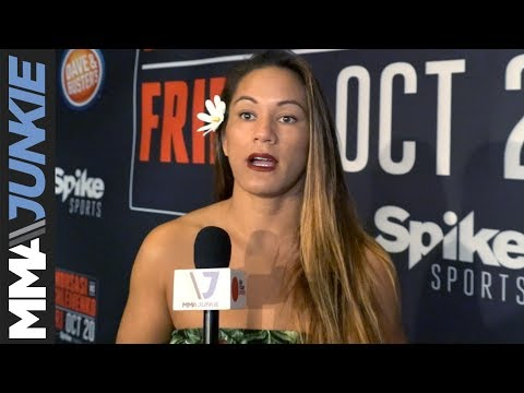 Ilima Macfarlane just fine with Emily Ducote rematch for title at Bellator 186