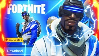 How To Unlock The NEW BLUE STRIKER Skin For Free! New FREE Fortnite Skin! (Fortnite Battle Royale)