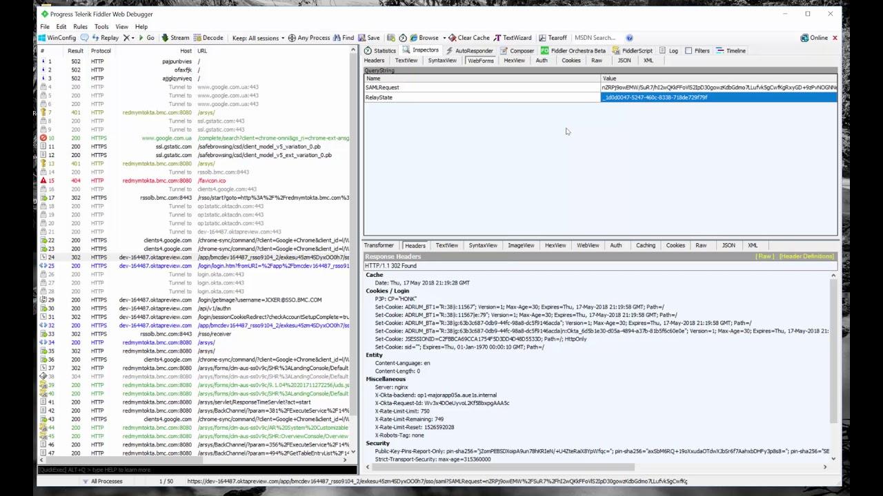 Jean Christophe's Blog: RSSO Configuring &       BMC Communities