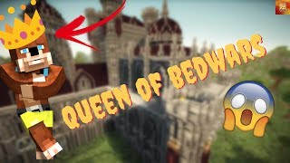 Minecraft bedwars on Pc//royal builders