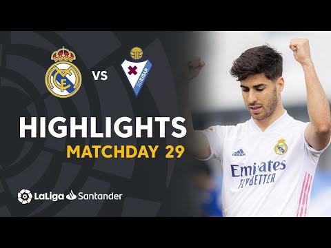 Real Madrid Eibar Goals And Highlights