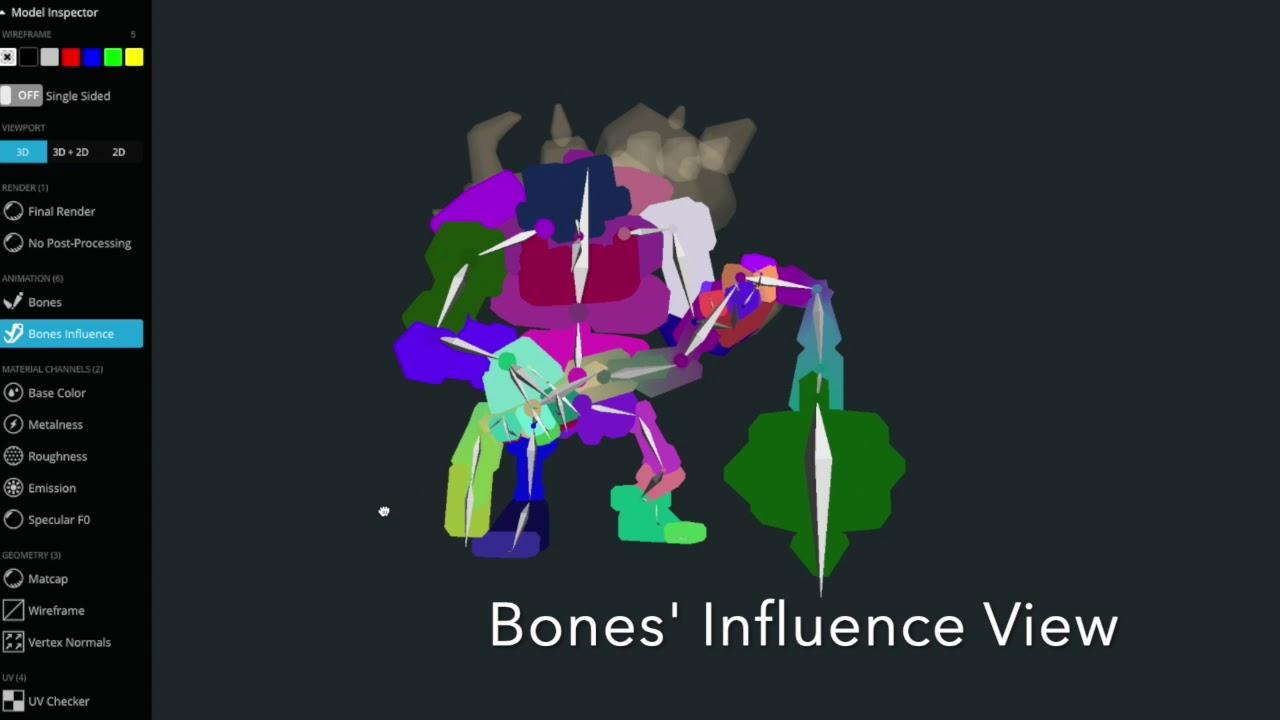 Skeletal Animation 2d