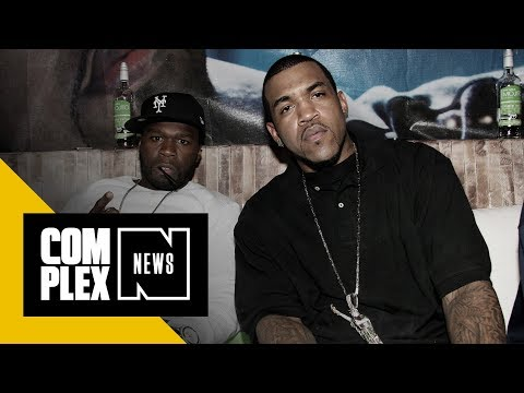 50 Cent Says Hes Not on Speaking Terms with Lloyd Banks