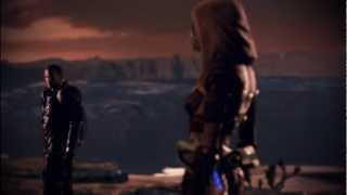 Mass Effect 3 Tali Backstabbing Legion