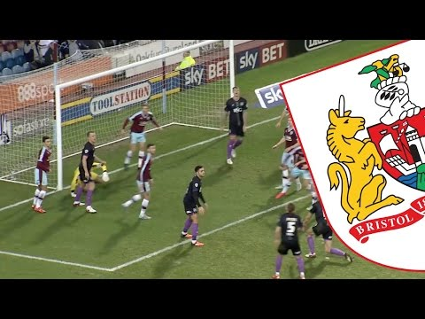 Highlights: Burnley 4-0 Bristol City