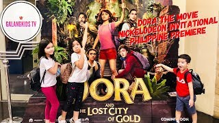 Gambar cover Dora and the Lost City of Gold Movie Premiere Presented by Nickelodeon, Vlog #10