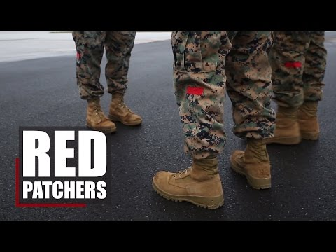 Red Patchers | III MEF Carries On Tradition
