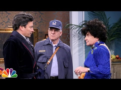 Thumbnail: Tensions with Martin Short and Steve Martin