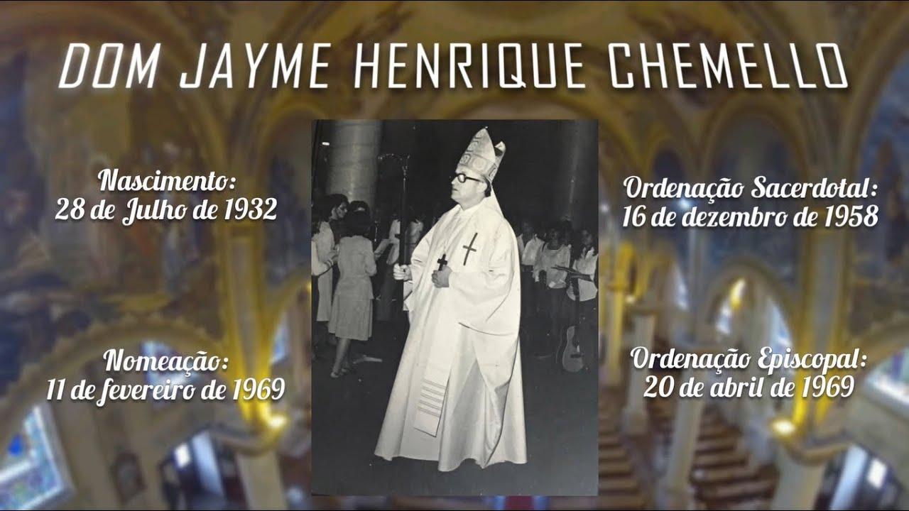 110 anos da diocese de Pelotas | EP. 04 - Dom Jayme Chemello