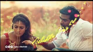 Oru Ganam Oru Podhum Piriya Koodathe Very Romantic song status