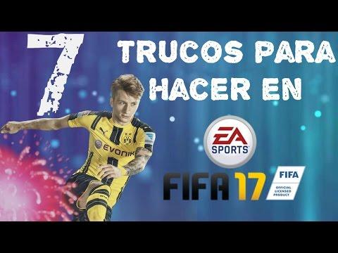 7 Trucos para hacer en FIFA 17!