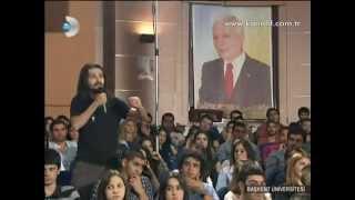 Hukuk öğrencisi sordu Oktay Vural dinledi! (Mehmet Haberal Başkent Üniversitesi Kanal D Genç Bakış)