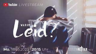 Warum Leid?   Mo 18.5. um 20.15 Uhr / Martin Bremicker