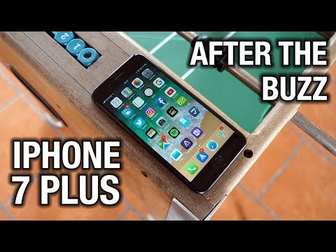 Thumbnail: iPhone 7 Plus After The Buzz: It's time for a change..