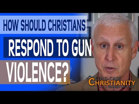 Developing A Christian Response to Gun Violence