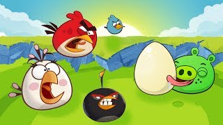 Angry Birds Go Crazy | Best Games VK