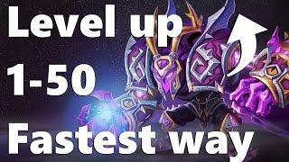 dungeon defender 2 level up 1 50 crazy fast