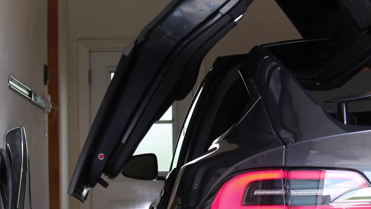 Modelx x gulwing doors in tight space youtube - Doors for tight spaces ...