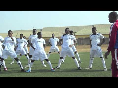 L & M football academy in Nigeria (Nigeria football talent bank)