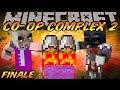 Minecraft CO-OP COMPLEX 2 MAP FINALE W/ KKcomics - End of Larry The Pink Wool!