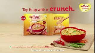 Saffola Masala Oats Multigrain Crunchies