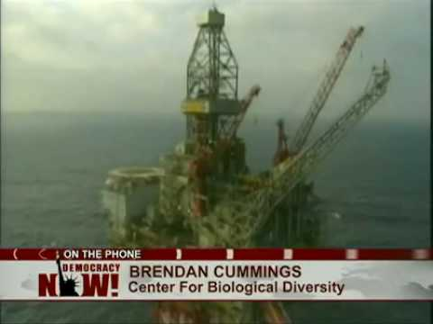 Environmental Groups Decry Obama Plan to Lift Moratorium on Offshore Drilling 2 of 2