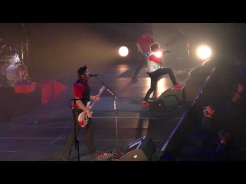 Billy Talent - Rusted From The Rain - Live Montréal 2017-03-01