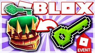 *EASY WAY* HOW TO GET THE JADE KEY & CROWN OF BRONZE WALKTHROUGH!! (ROBLOX READY PLAYER ONE EVENT)