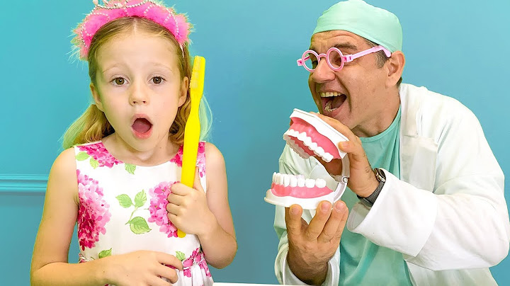 nastya lost a tooth  funny kids video