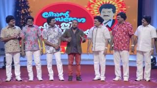 Kaun Banega MG Sreekumar | Christmas Special | Mazhavil Manorama