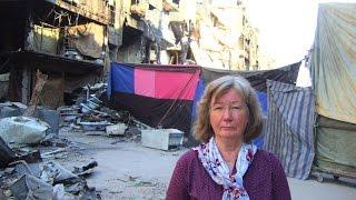 Karin Leukefeld zur aktuellen Lage in Syrien