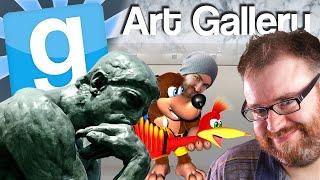 Gmod Art Gallery #2 - Sjinjo Kazooie