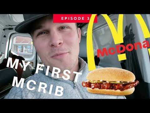 The McRib Review To End All Reviews.