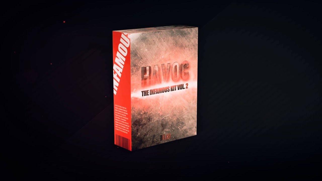 Havoc Infamous Producer Kit